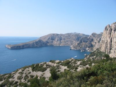 Klettern in den Calanques